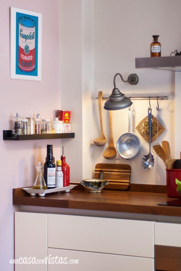 Rincón de una cocina