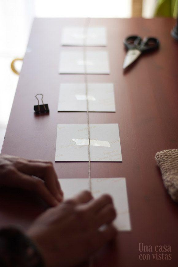 Creando cuerda de fotos
