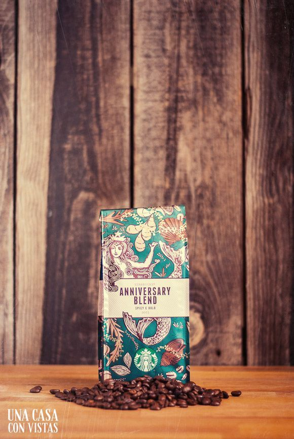 Café Starbucks Anniversary Blend