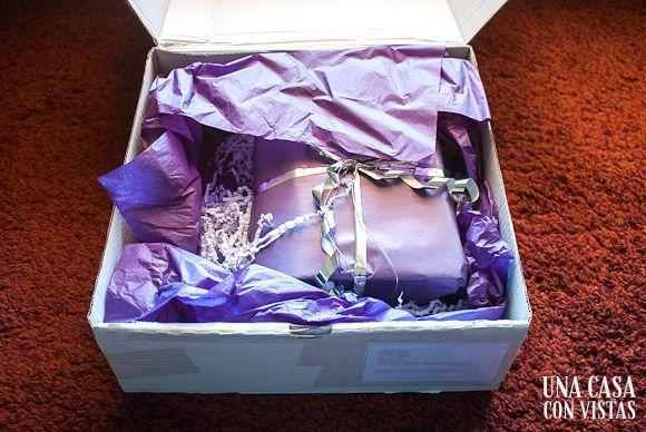 Envoltorio paquete Givensa