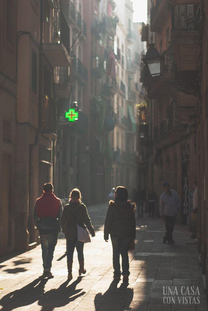 Calle del barrio del Born