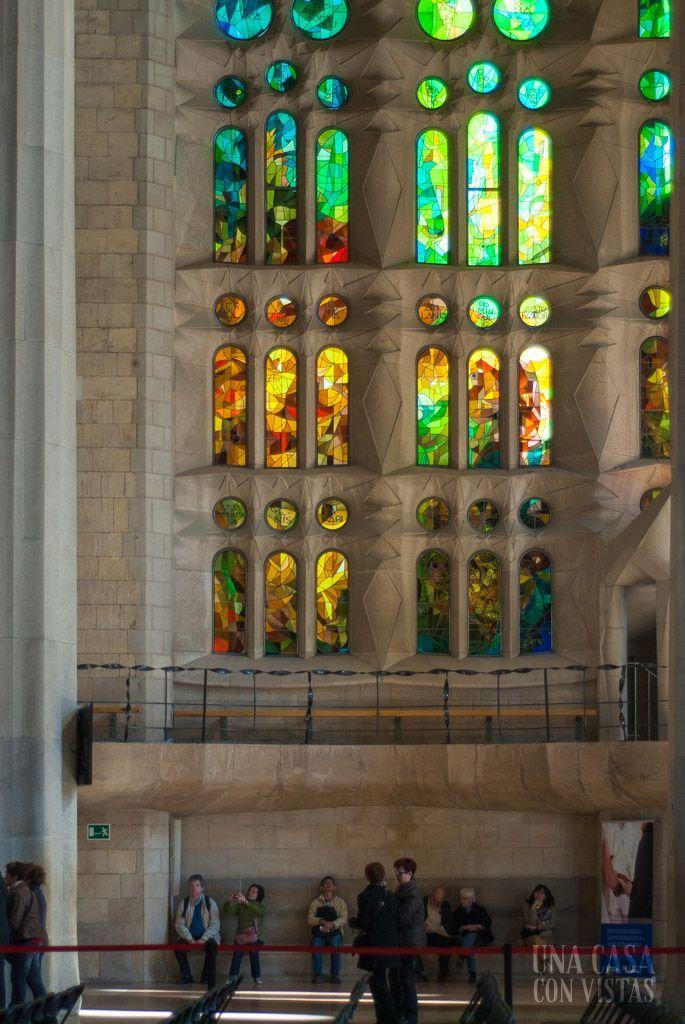 Cristalera de la Sagrada Familia