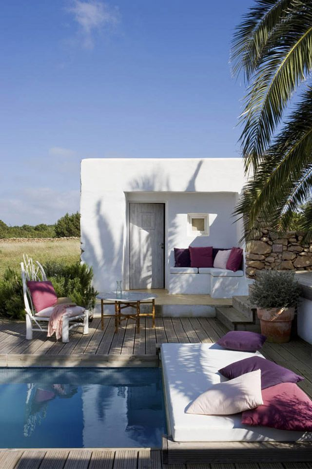 Una terraza sorprendente y sorteo de una silla mecedora for Mecedora terraza