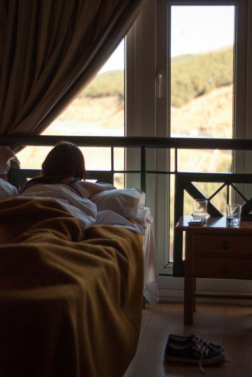 Hotel en Sierra Nevada