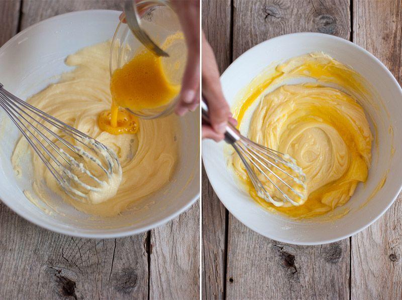 Huevo para galletas