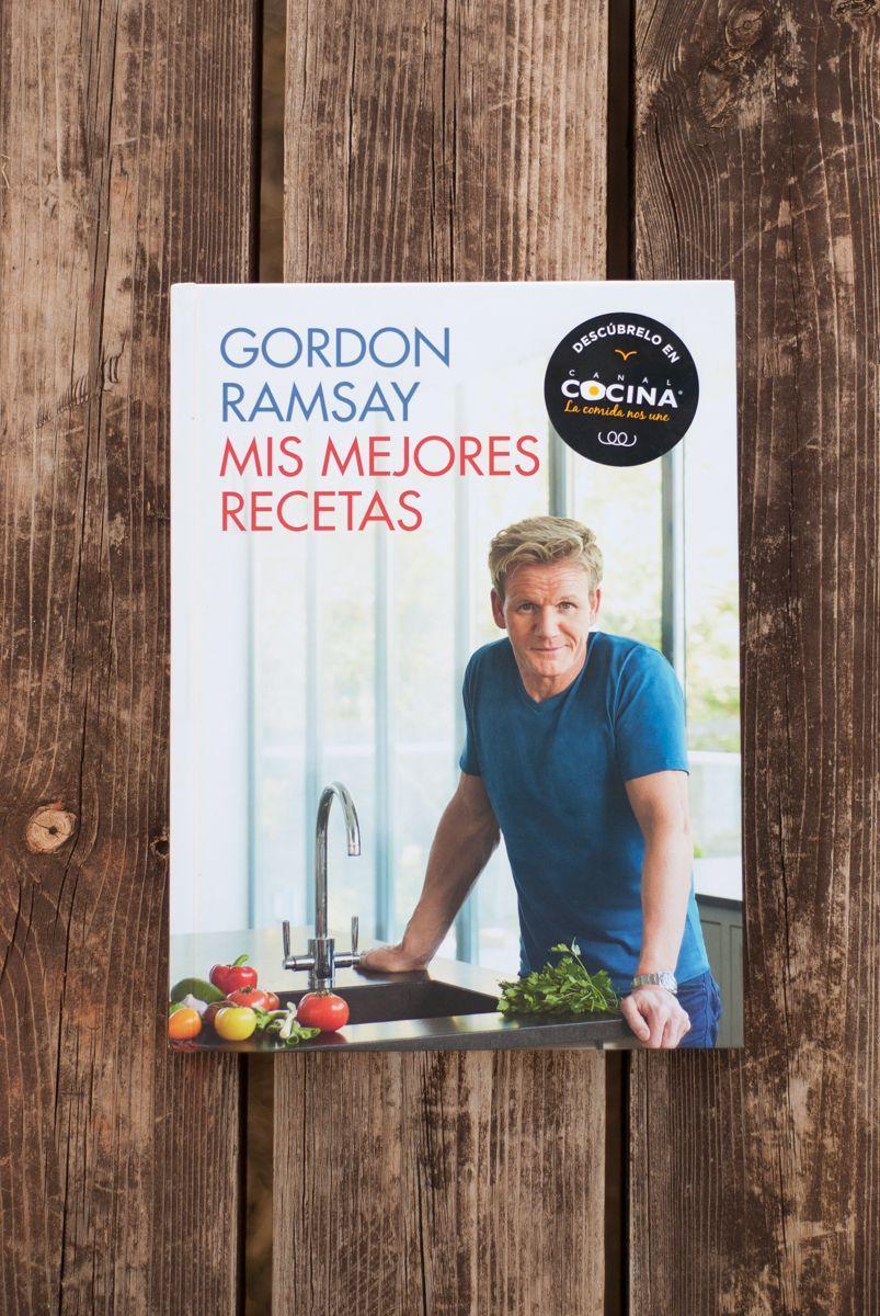 Mis mejores recetas, de Gordon Ramsay