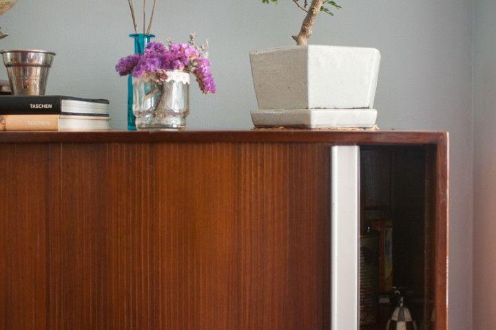 Mueble aparador Philips años 60
