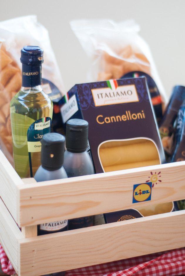 Productos Italiamo lidl