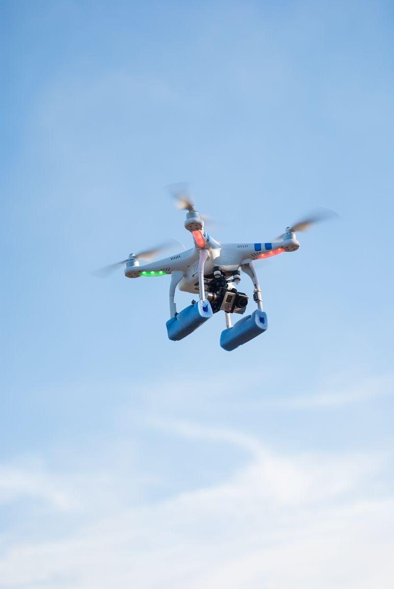 Dron DJI Phantom 2