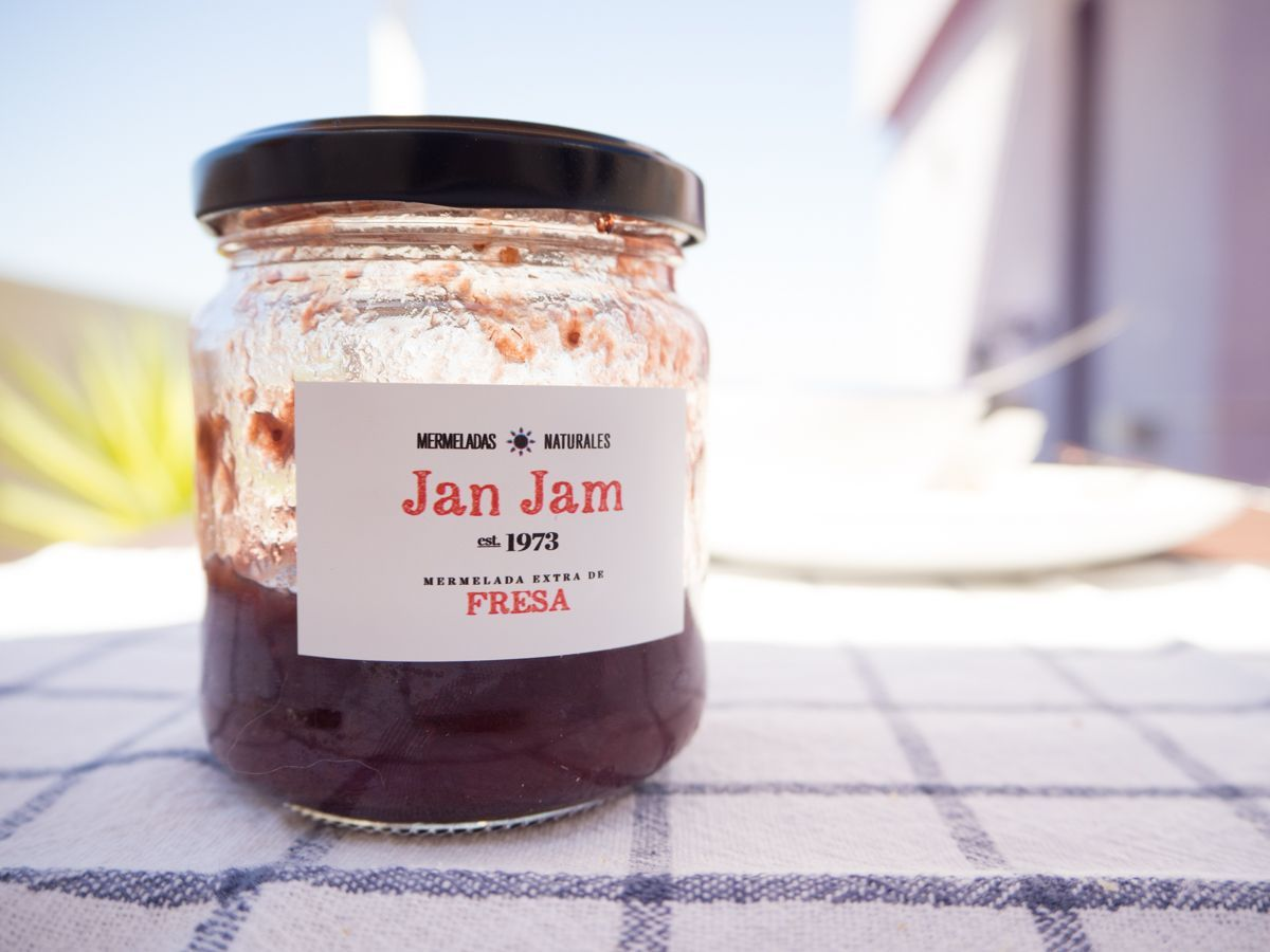 Mermelada de fresa Jin Jam