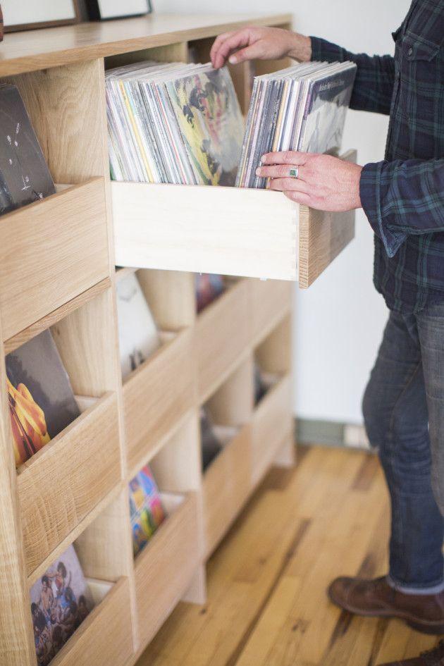 Las tres mejores soluciones para mantener tus discos de - Vinilo para mueble ...