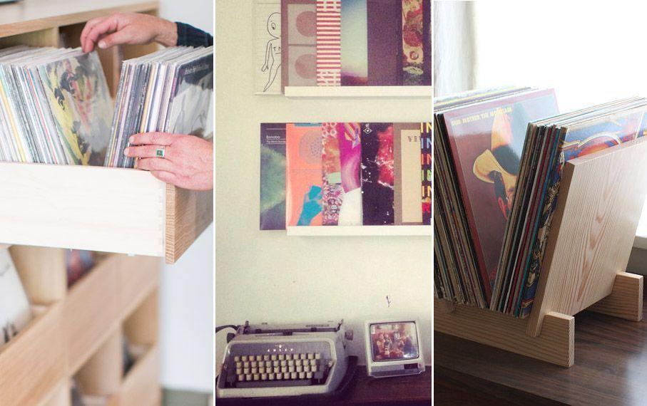 Ideas para organizar los discos de vinilo
