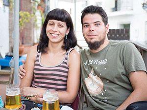 Somos Jorge y Maricarmen
