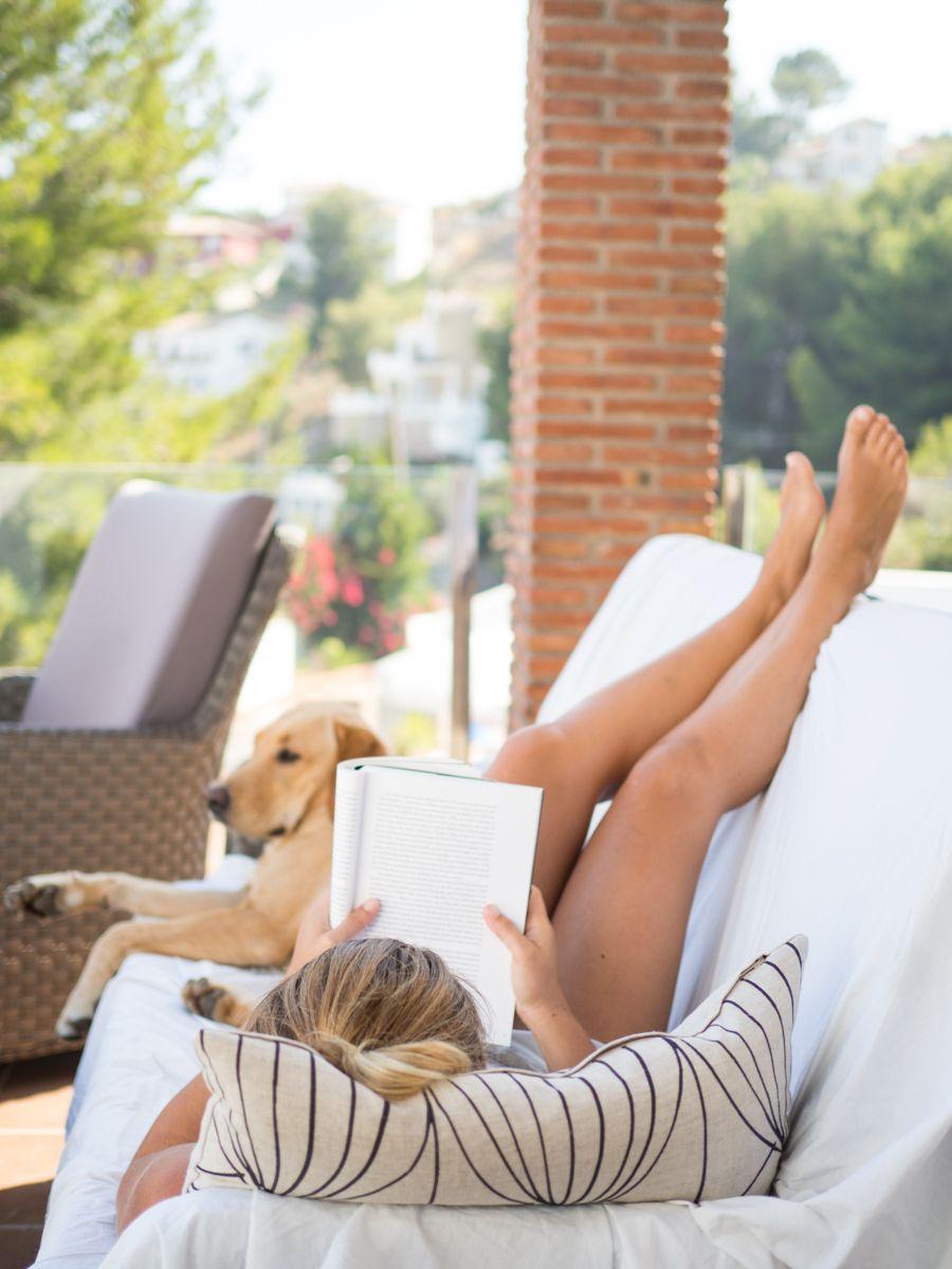 Relax en la terraza