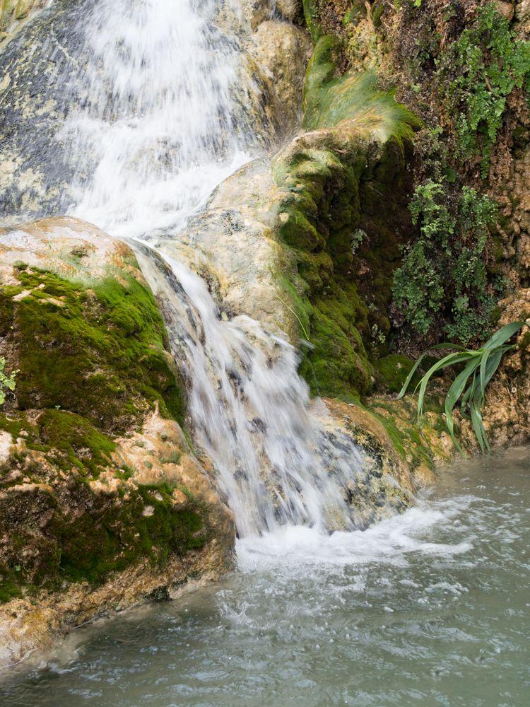 Cascada de agua, Vejer de la Frontera
