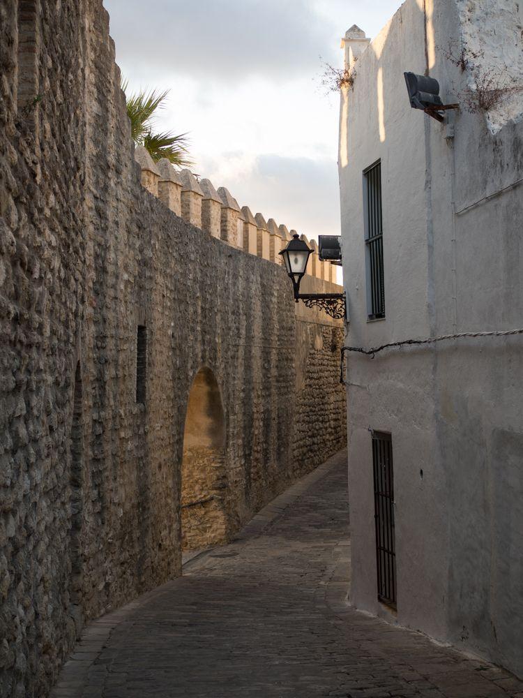 Muralla de Vejer de la Frontera