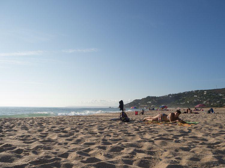 Playa de los Alemanes, Zahara de los Atunes