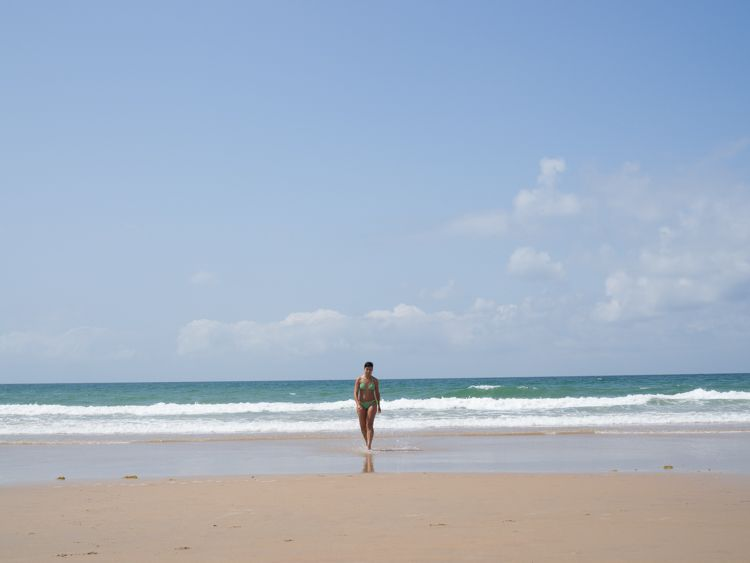 Playa de El Palmar, Vejer de la Frontera