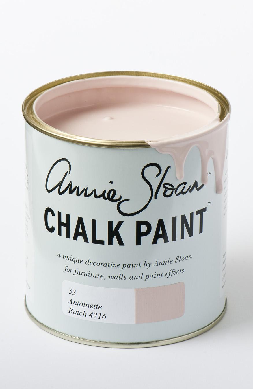Pintura chalk paint Annie Sloan
