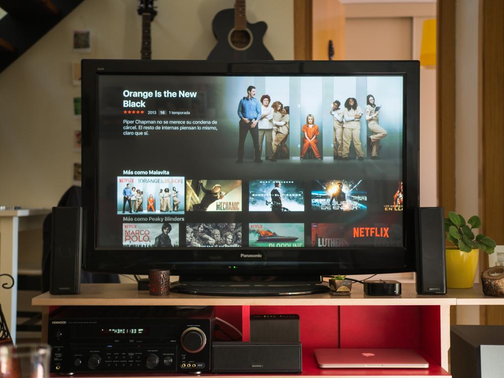Probando Netflix