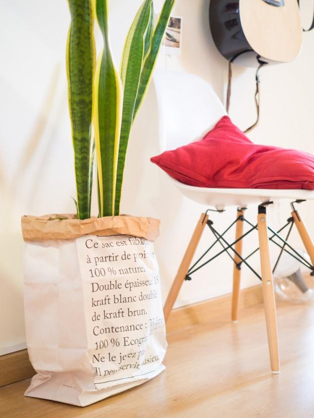 Decorando con Le sac en papier