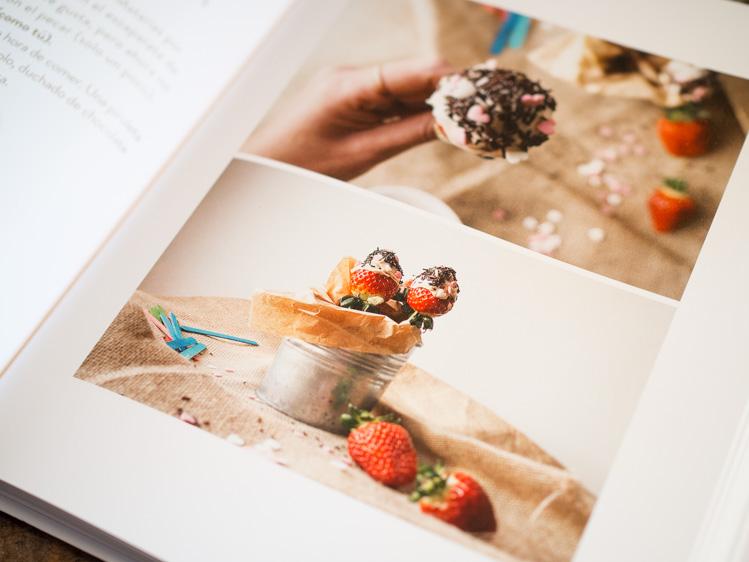 Libro de cocina Mésame Mucho