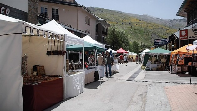 MercadoArte Monachil en Sierra Nevada
