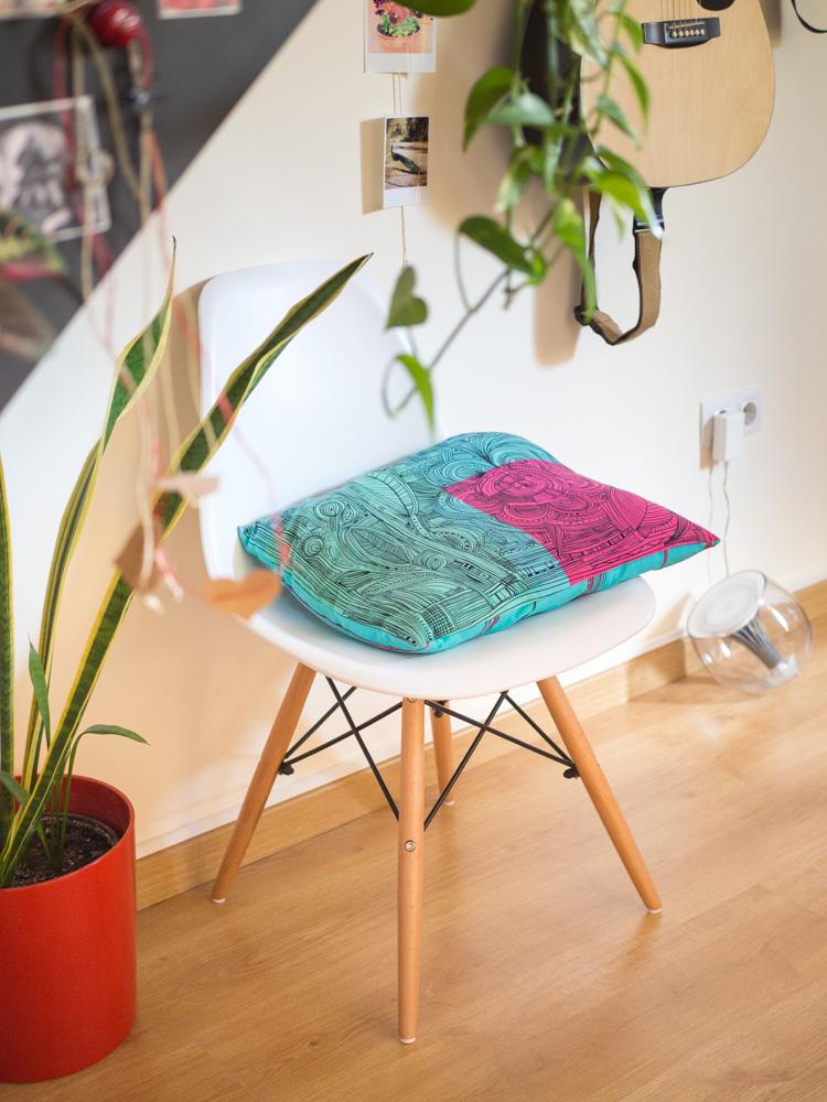 Silla DSW de Charles & Ray Eames en Superestudio.com