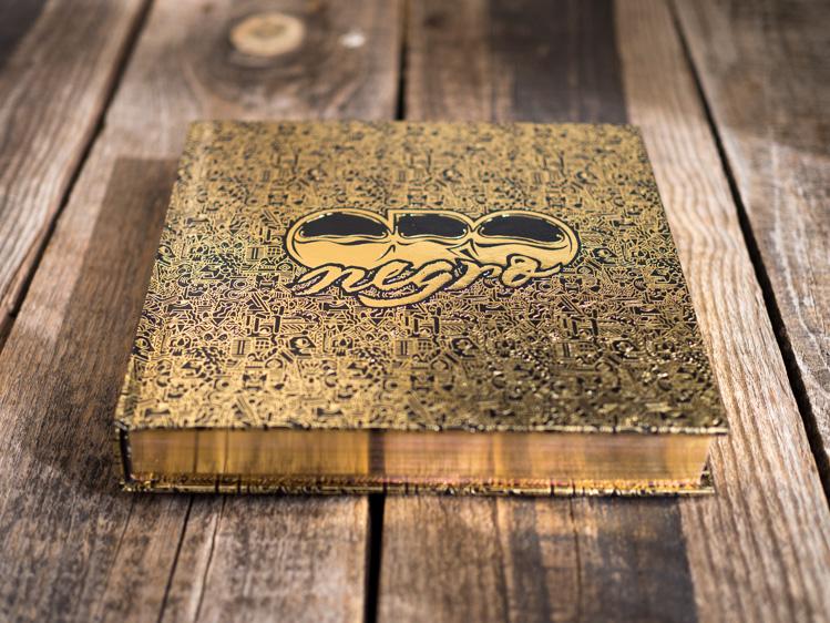 Libro Tino Casal Oro Negro
