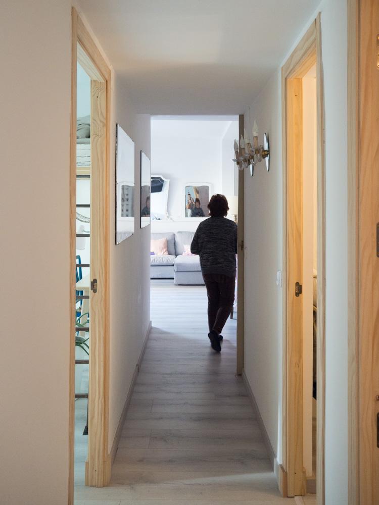 Nuestro apartamento de estilo nórdico en Madrid