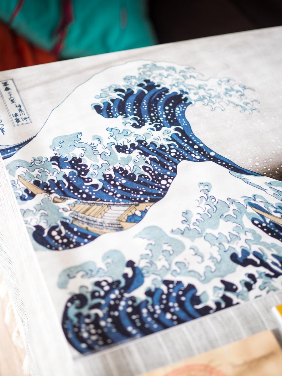 Detalle calidad impresión lámina Posterlounge