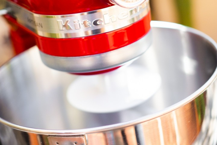 KitchenAid Artisan roja