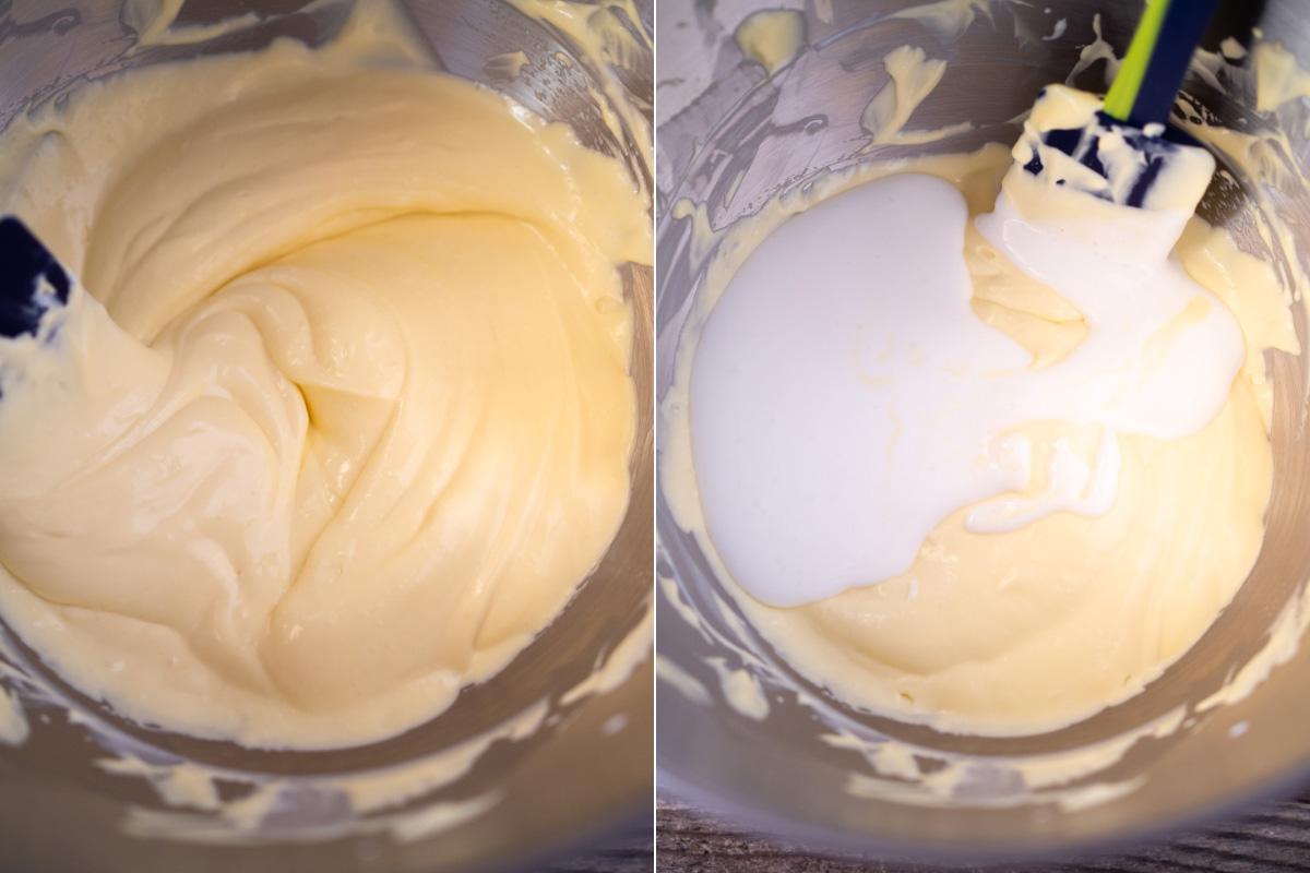 Elaboración tarta de queso