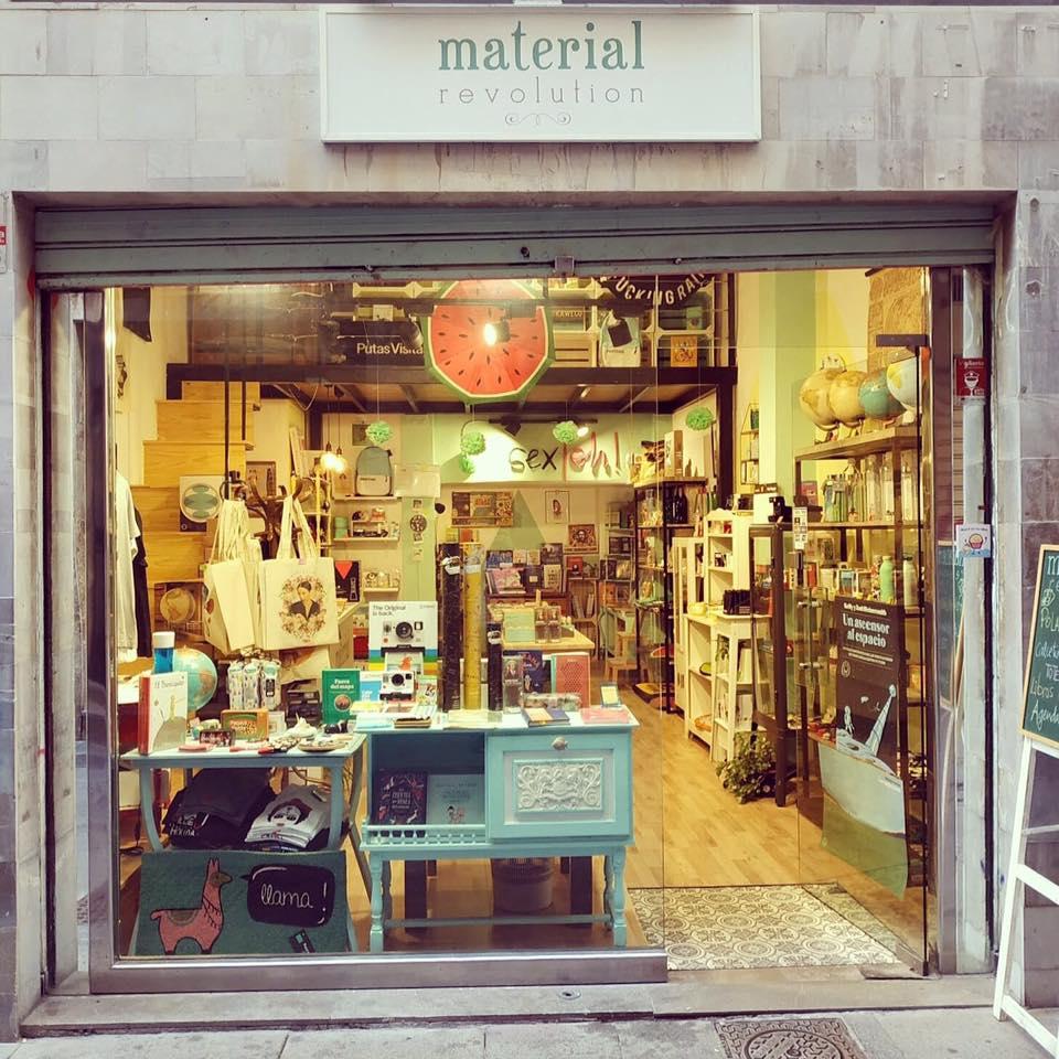 Material Revolution en Granada