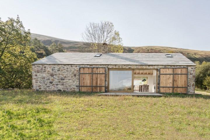 Casa minimalista en Cantabria