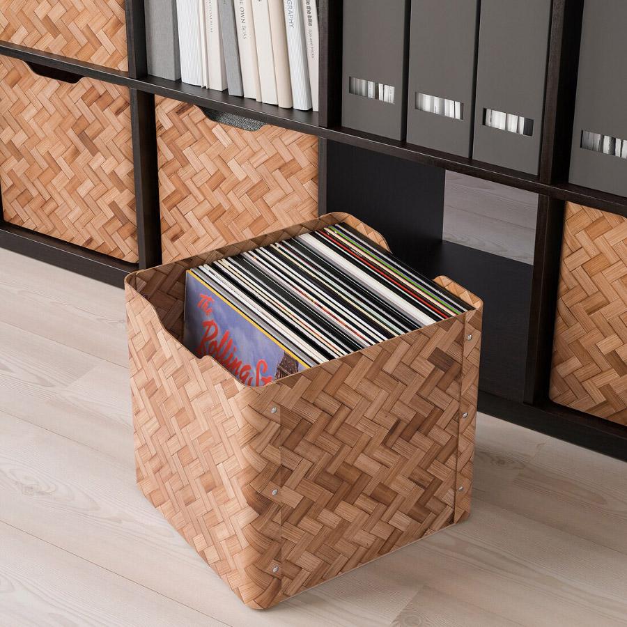 Caja Ikea Bullig