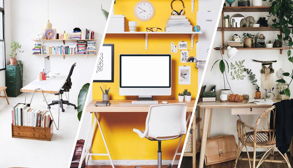 Espacios de trabajo en casa