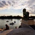 Parque del Buen Retiro en Madrid