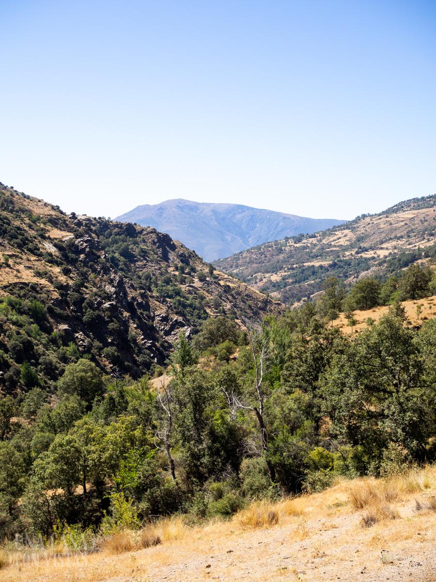 Ruta La Cebadilla en Capileira